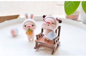 (DIY Package) Baby Piggy
