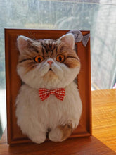 Load image into Gallery viewer, (Custom) Extremely Simulated Bionic Cat Photo frame
