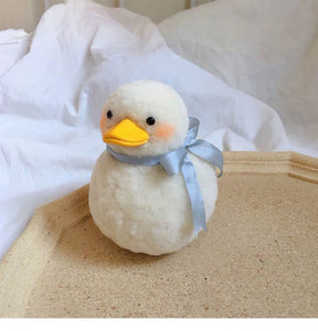 (DIY Package) White Pet Duck