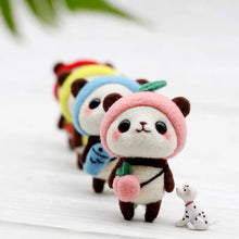 Load image into Gallery viewer, (Finished) Color backpack panda