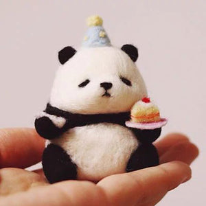 (DIY Package) Birthday Panda