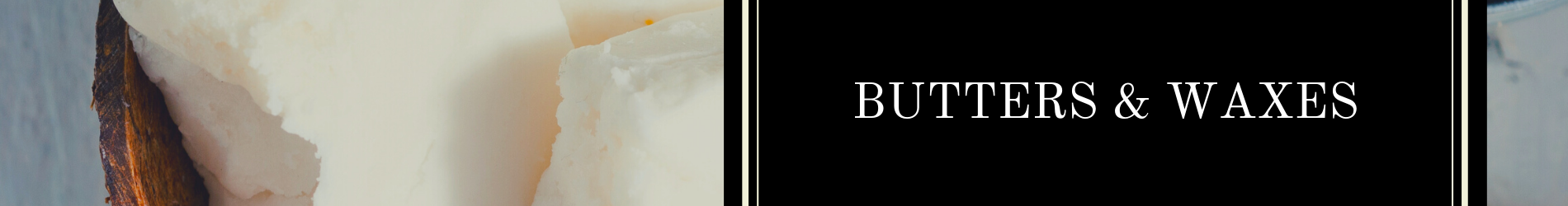 Soap Artisan | Waxes and Butters