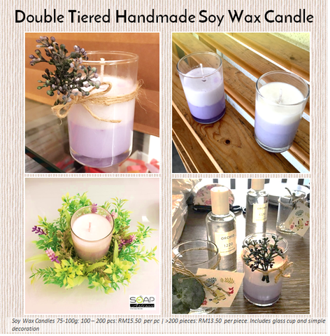 Tiered Candle