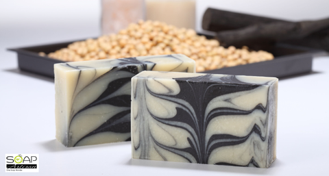Soap Artisan | Charcoal Soaps