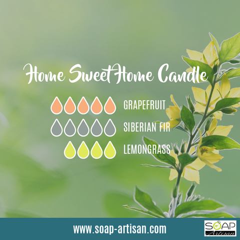 Soap Artisan | Home Sweet Home Scent with Fir
