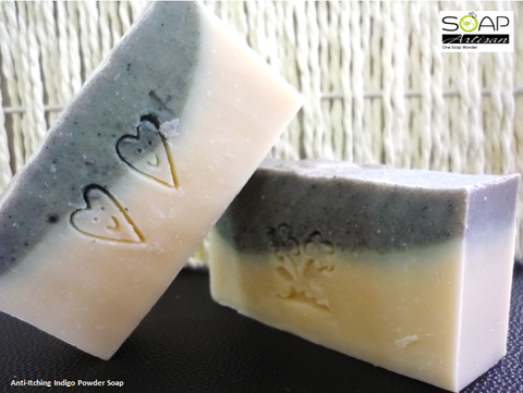 Soap Artisan | Indigo Powder Soap