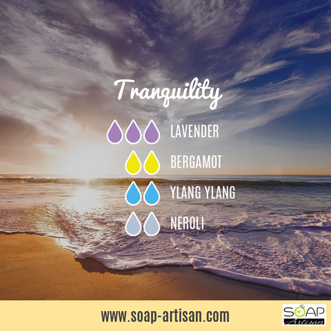 Soap Artisan | Tranquility Blend with Neroli
