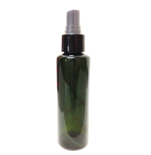 Soap Artisan | Dark Green Plastic Bottle W Spray Mist Cap