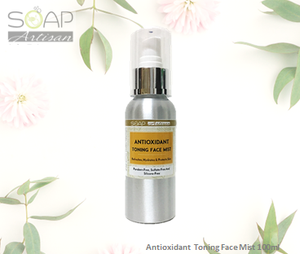 Soap Artisan | Antioxidant Toning Face Mist 100ml