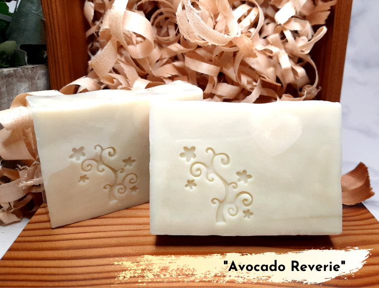Palm-Free Avocado Soap 无椰棕酪梨皂