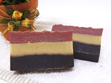 Soap Artisan | Cocoa Butter Licorice Soap