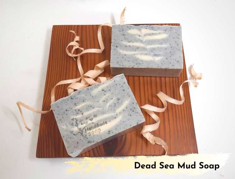 Speckled Dead Sea Mud Soap 斑点死海矿物泥皂