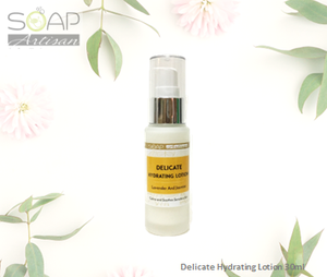 Soap Artisan | Delicate Hydrating Face Lotion 30ml