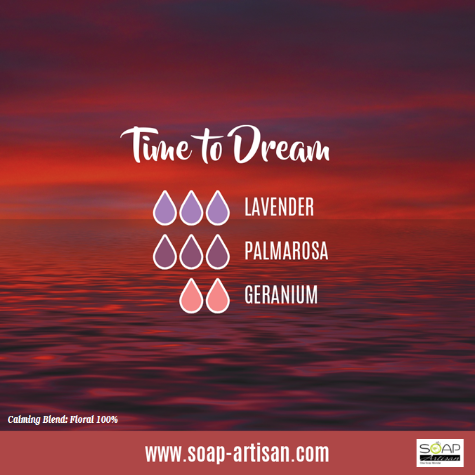 Soap Artisan | Floral Dream Time Blend with Palmarosa