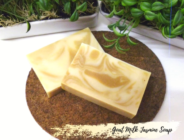 Soap Artisan | Goat Milk Jasmine Soap