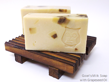 Soap Artisan | Goat's Milk with Grapeseed Oil Soap