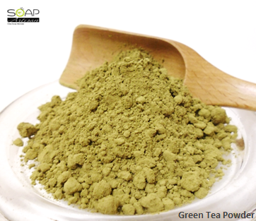 Green Tea Powder 绿茶粉