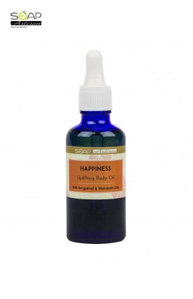 Body Oil Blend: Happiness Uplifting