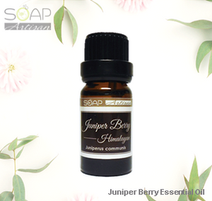 Soap Artisan | Juniperberry Essential Oil