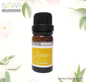 Lemon Essential Oil | Soap Artisan