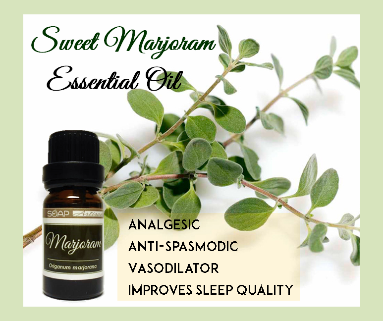 Marjoram Essential Oil 马郁兰 精油