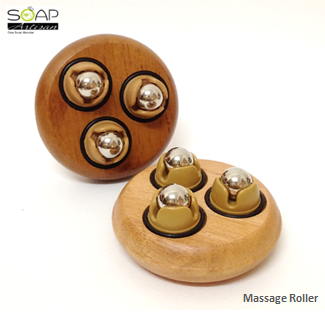 Massage Roller for Stress Relief | Soap Artisan