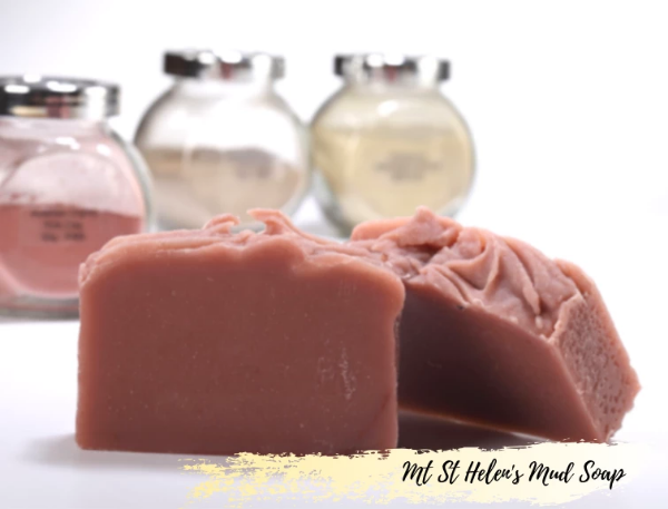 Soap Artisan | Mt St Helens Soap