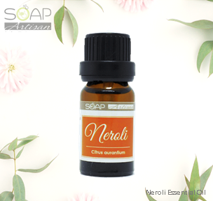 Soap Artisan | Neroli Essential Oil