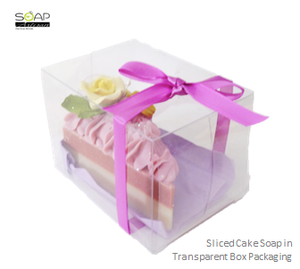 Soap Artisan | Cake Slice Soap