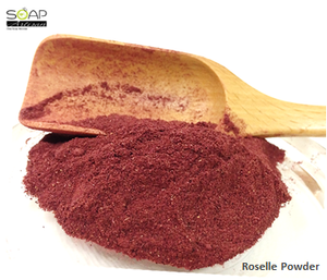 Soap Artisan | Roselle Powder 洛神粉
