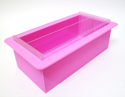 Acrylic Mold Divider: For 1kg Soap Mold 皂模分隔板