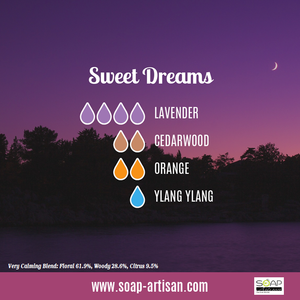 Soap Artisan | Sweet Dreams Blend with Lavender