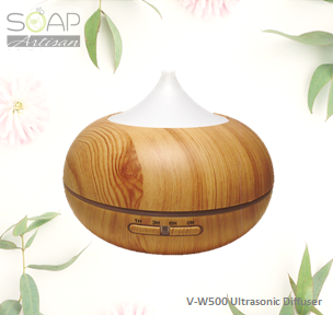 Soap Artisan | Ultrasonic Diffuser 500ml