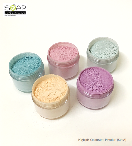 Soap Artisan | High pH Soap Colourants