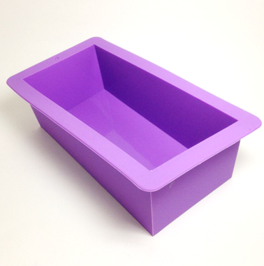 Mold: Silicone 1 Kg Block Soap Mold 肥皂模形 - 1kg