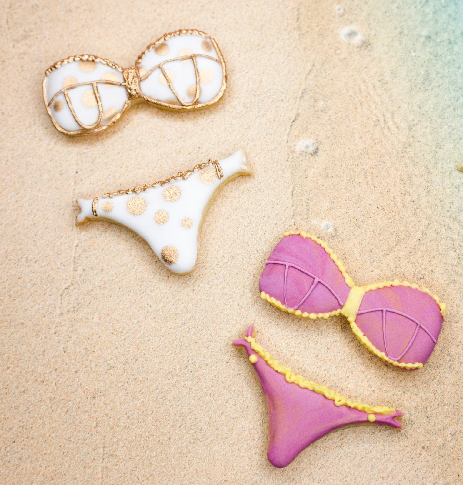Summer Swimsuit #2 Bikini - Dolce3D Cookie Cutters