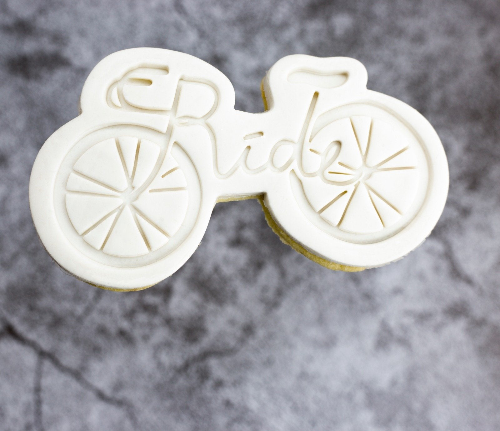 Bike Ride Cookie Cutter - Dolce3D