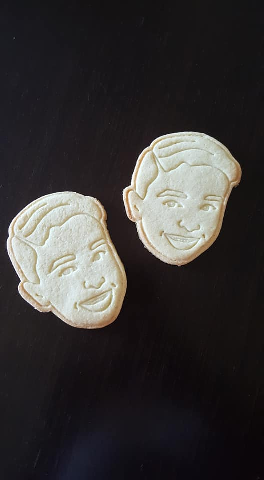 Custom Face Cookie Cutter - Dolce3D