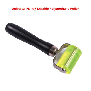 Audio Sound Deadening Application Roller Nstallation Rubber Auto Clear Sound Deadener Car Wooden Roller