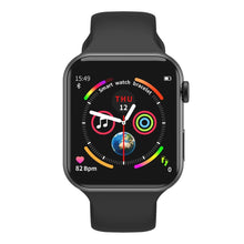 Carica l'immagine nel visualizzatore di Gallery, Bluetooth Smart Watch Waterproof Multi-Function Supports Dial Answer Call Messages Reminder Rotation Menu for All Apple Strap