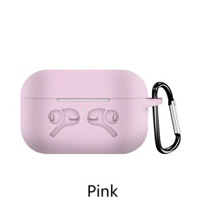 Wireless Earphone Case For Apple AirPods Pro Case Silicone Headphone Case for Air pods Pro 3 Cover Earpods Protector Accessories