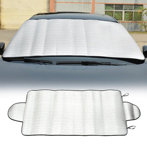 Professional Car Auto Windshield Cover Anti Shade Frost Ice Snow Protecting Cover UV Fading Dust Proof Cotton Car Covers Hot New
