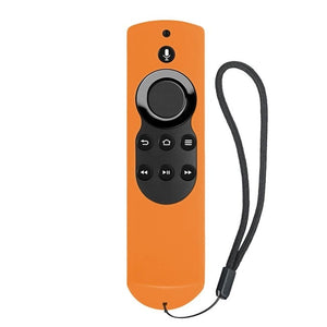 Anti-Slip Shockproof Silicone Remote Case Cover for Fire TV with 4K Alexa Voice Remote (2017 Edition) (2nd Gen) / Fire TV Stick