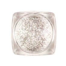 Load image into Gallery viewer, Eco-friendly Loose Glitter Eyeshadow Pigment| < Silver Coast> >