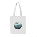 2 x Tote bag <br>Paysage