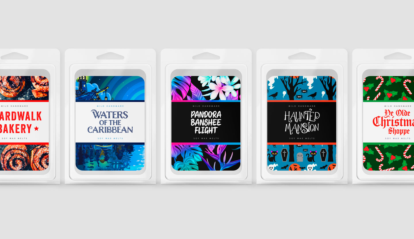 5 FOR 4 ON WAX MELTS