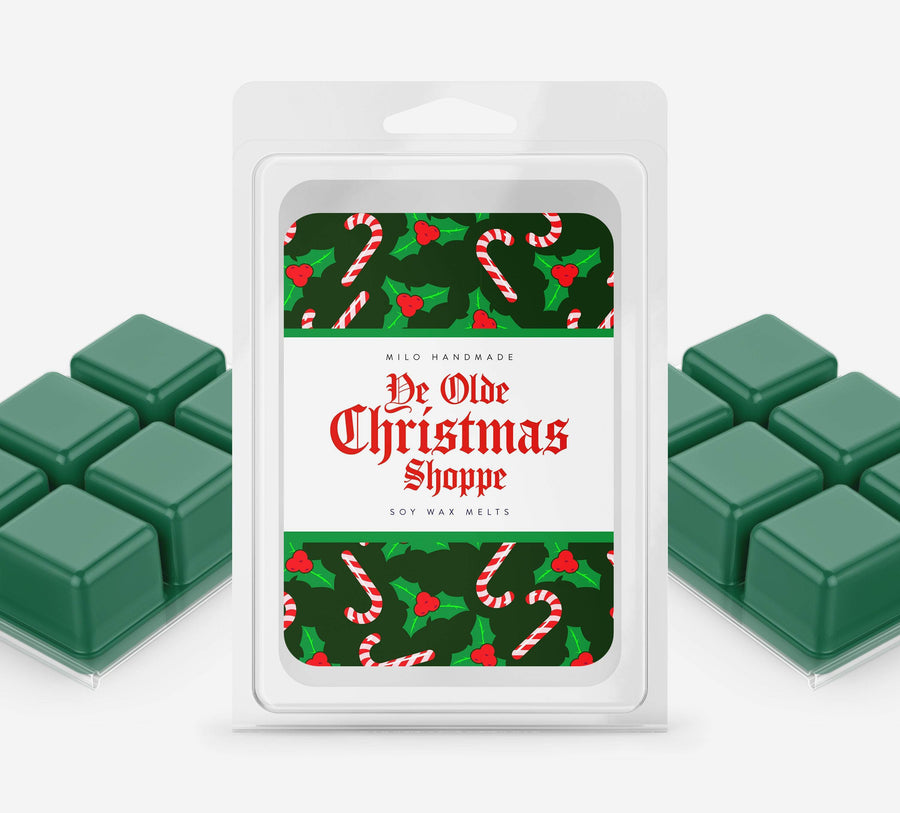 Ye Olde Christmas Shoppe Bundle (Candle, Melts, Spray)