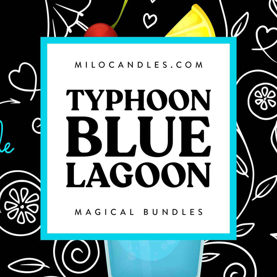 Typhoon Lagoon Bundle (Candle, Melts, Spray)