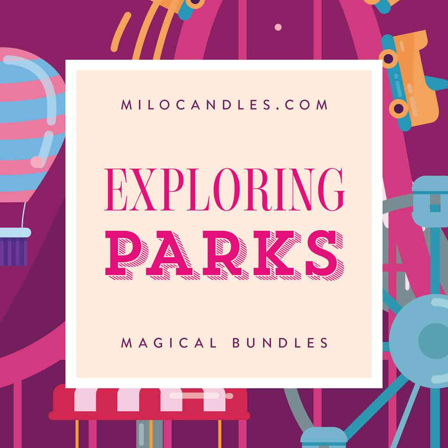 Exploring Parks Bundle (Mixed Melts)