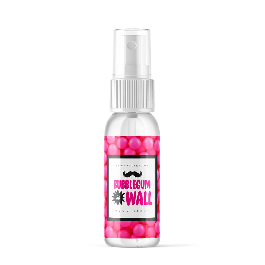 Bubblegum Wall Bundle (Candle, Melts, Spray)
